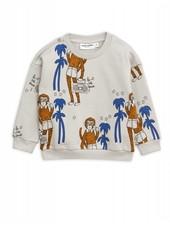 Sweater - Cool monkey grey