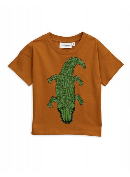 T-shirt - Crocco brown