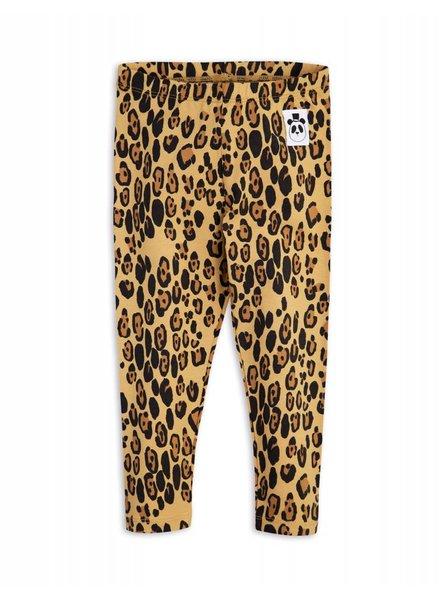 Leggings - Leopard beige