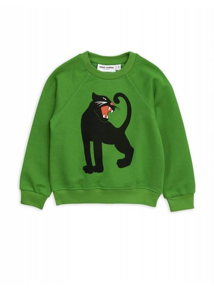 Sweater - Panther green