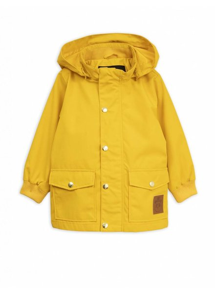 Jacket - Pico yellow