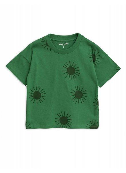 T-shirt - Sun green