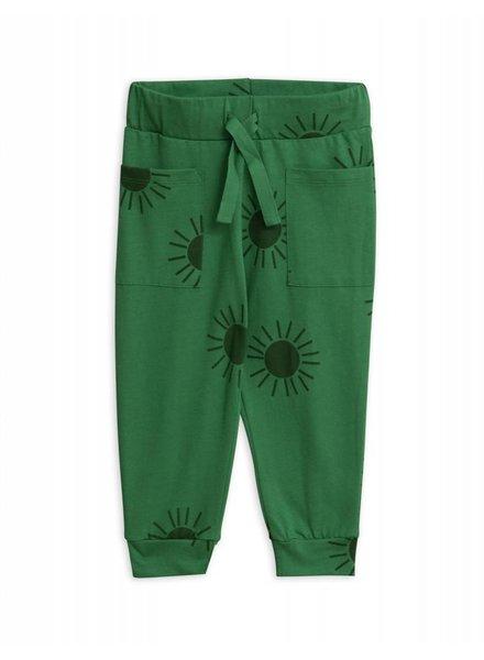 Trousers - Sun green