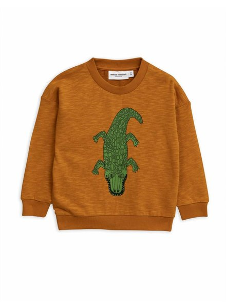 Sweater - Crocco brown