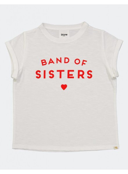 T-shirt - Band Of Sisters Blanc