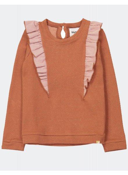 Sweater - Brown Sugar Terracotta