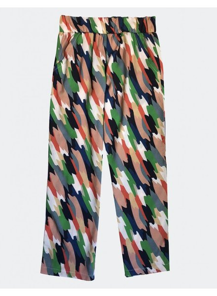 OUTLET // Pants - Light My Fire Navy