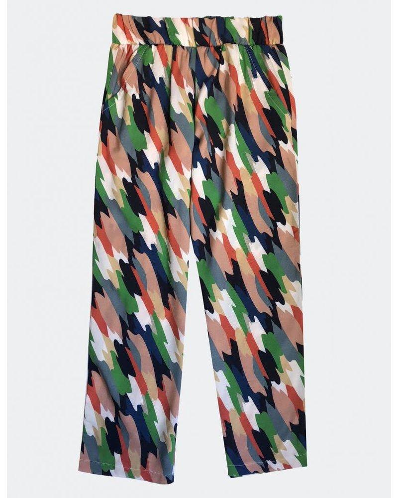OUTLET // Pants - Light My Fire Navy