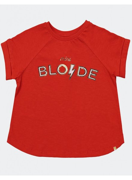 T-shirt - Mini Blonde & Brune Fraise