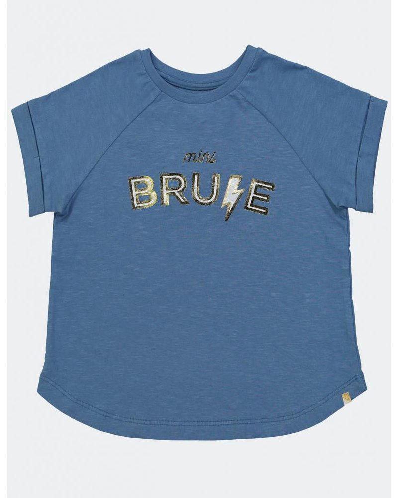 OUTLET // T-shirt - Mini Blonde & Brune Stone