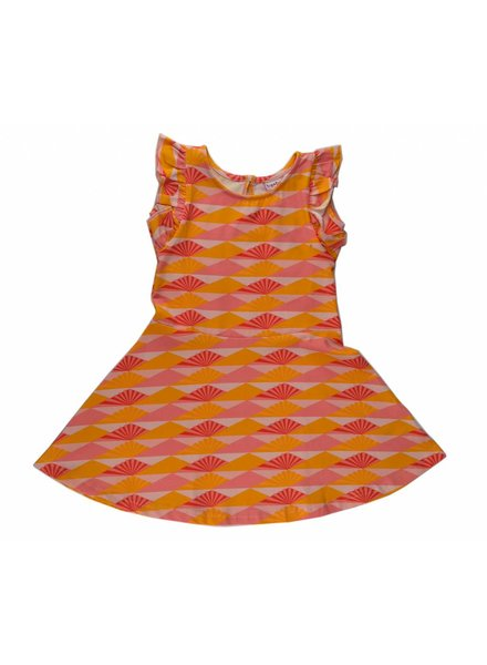OUTLET // Waist dress - Sunset