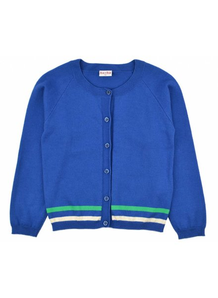 OUTLET // Cardigan - Blue