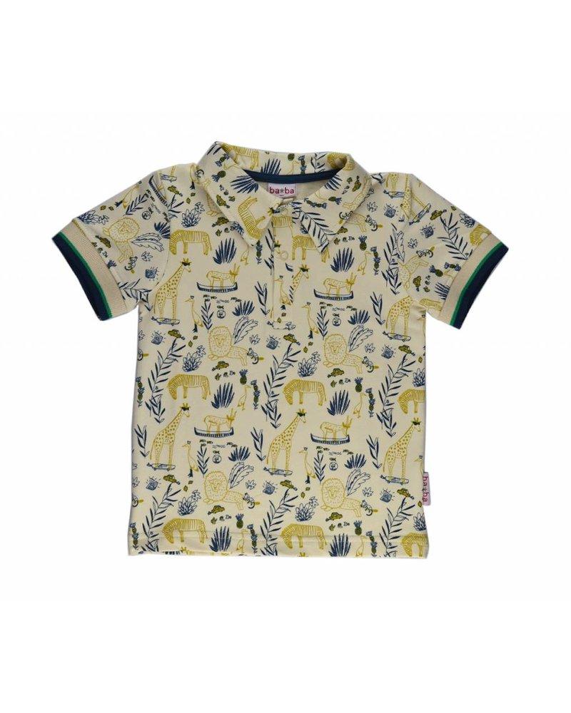 Polo Shirt - Jungle