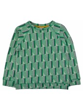 Sweater - Green Stripes