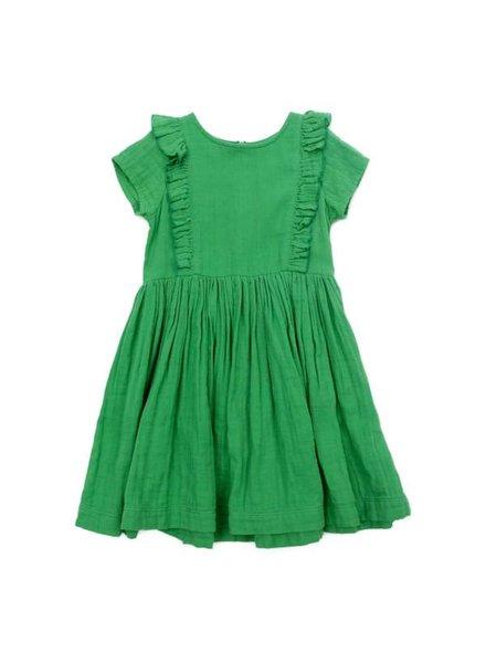 Dress - Jacqueline grass green