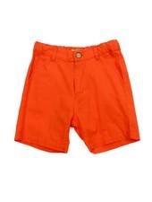 OUTLET // Short - Astor red orange