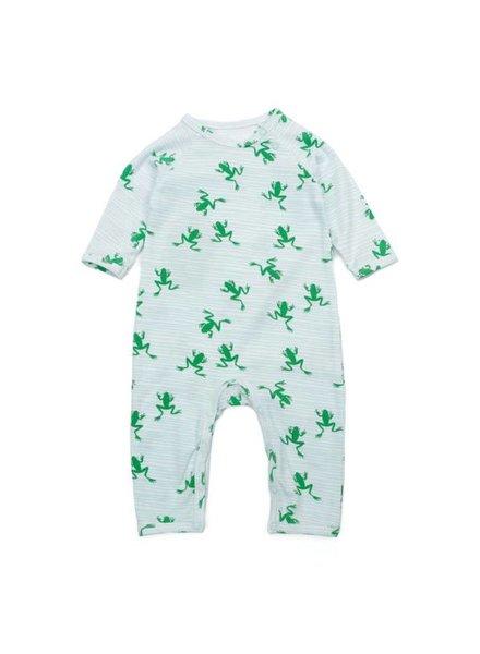 Babysuit - Gerard frogs
