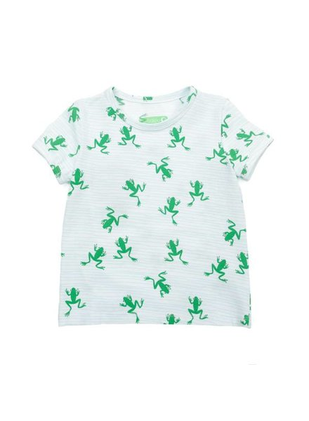 OUTLET //T-shirt - Leo frogs