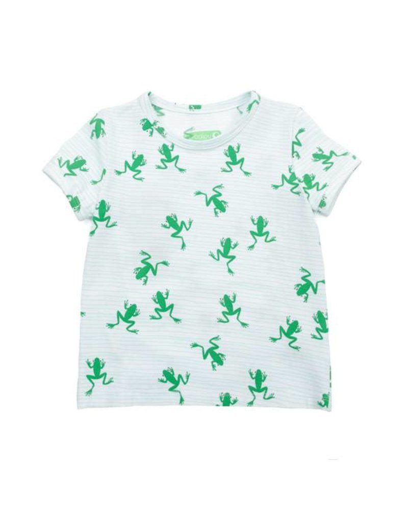 T-shirt - Leo frogs