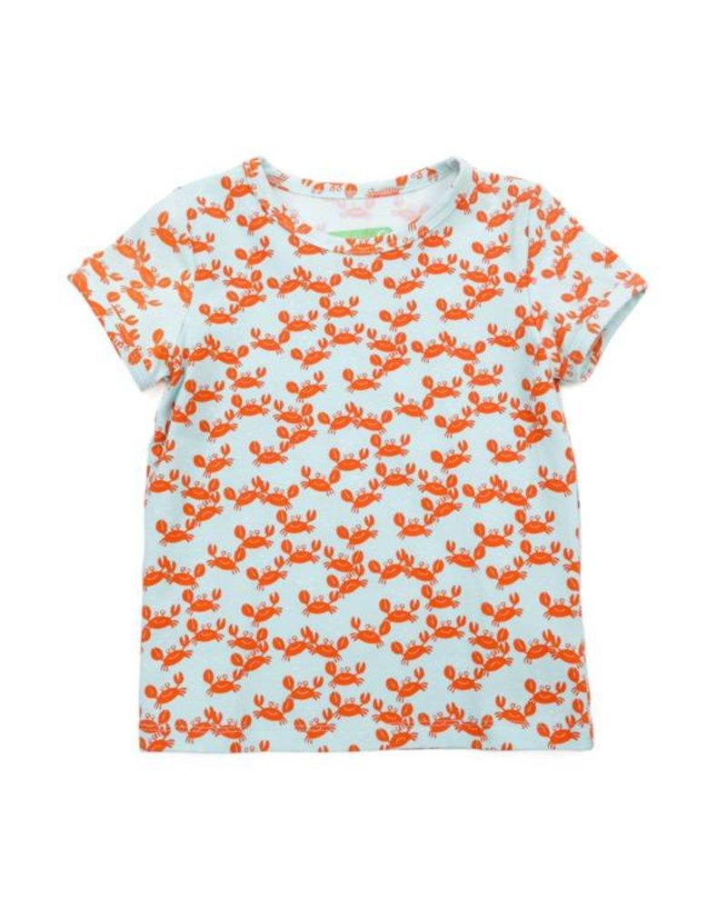 T-shirt - Leo crabs