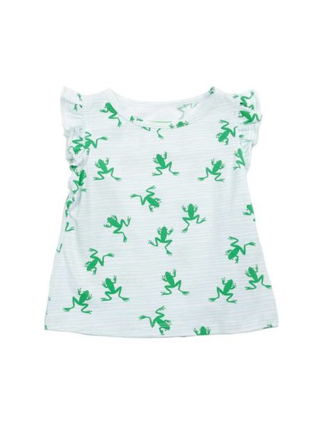 OUTLET // Top - Eline frogs