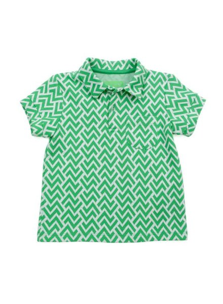 OUTLET // Polo - James zigzag