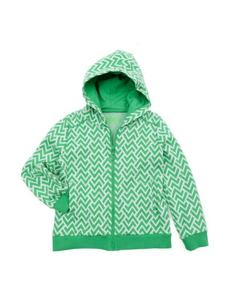 OUTLET // Hoody - Tristan zigzag