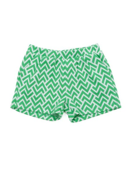 Short - Hailey zigzag