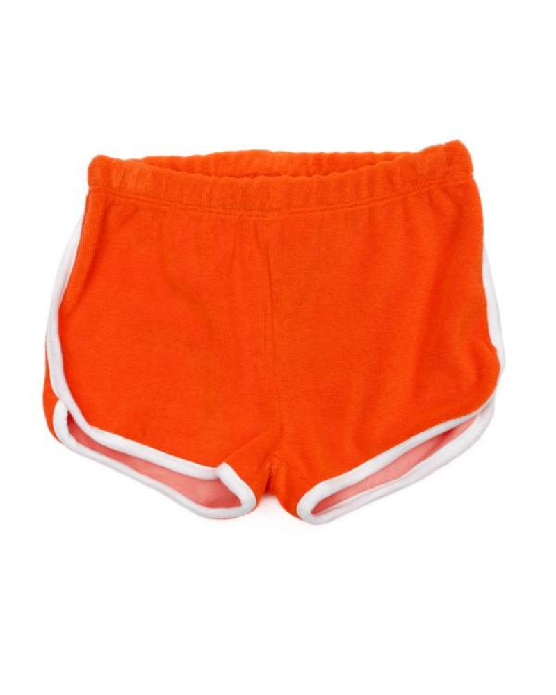 Short - Arthur red orange