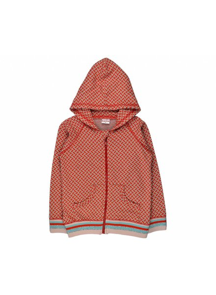 OUTLET // hoodie - Red Bricks