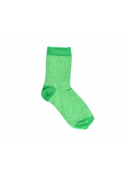 Socks - Bicolor Green