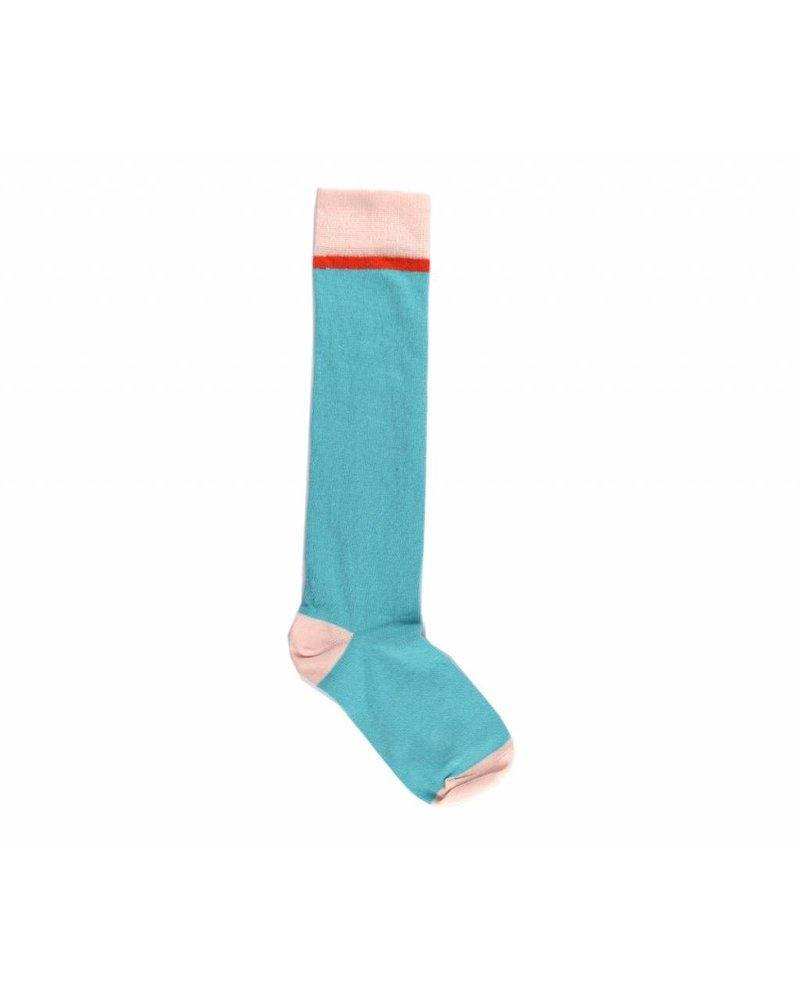 Kneesocks - Tricolor