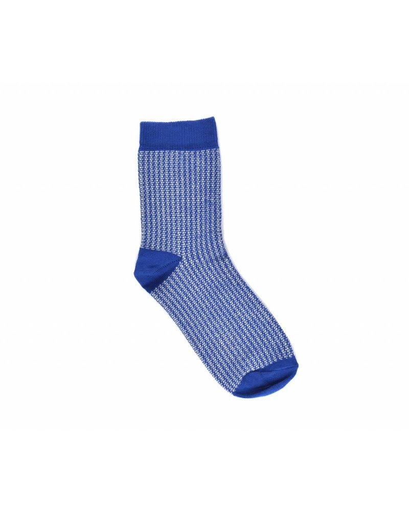 Socks - Bicolor Blue