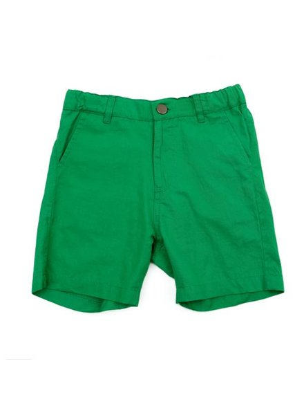 Short - Astor grass green