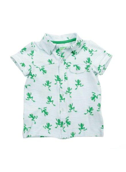 Shirt - Jeff frogs