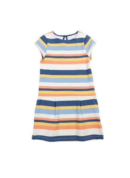 Dress - Rania Stripes