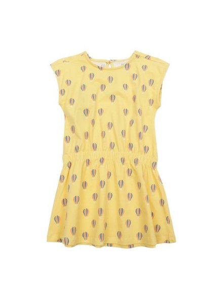 Dress - Ruby Balloon Yellow