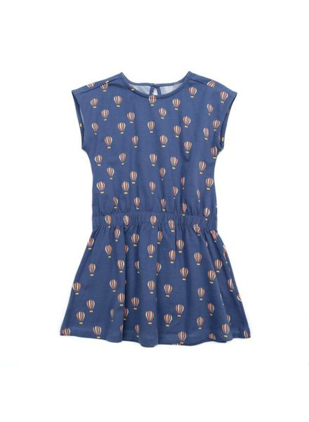 Dress - Ruby Balloon Navy