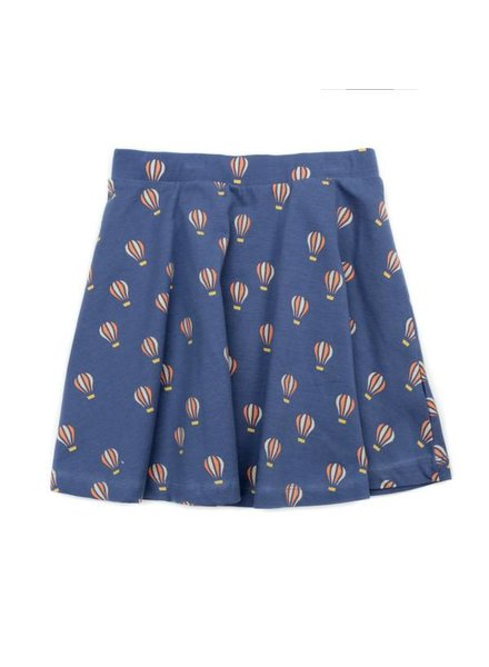Skirt - Rosalyn Balloon Navy