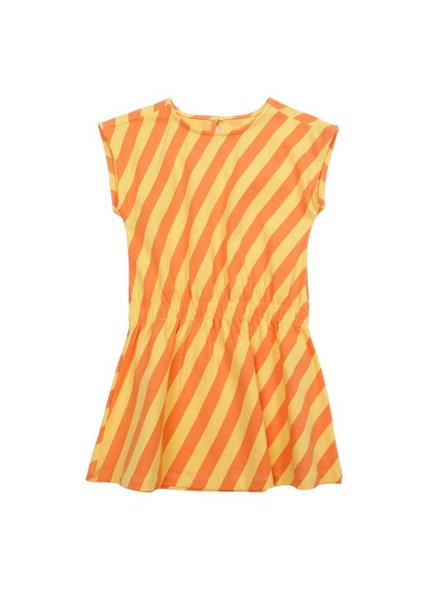 OUTLET // Dress - Ruby Candy Stripes
