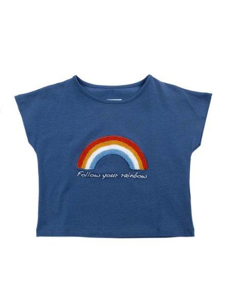 T-shirt - Rosemary Navy