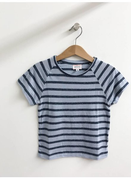 T-shirt - Harriet stripe blue