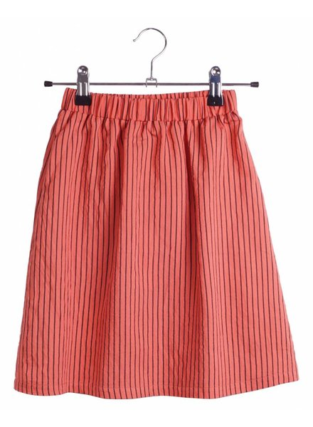 Skirt - Red Stripes Moni