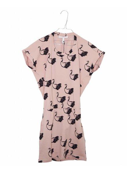 dress - Ostrich Naomi Rose