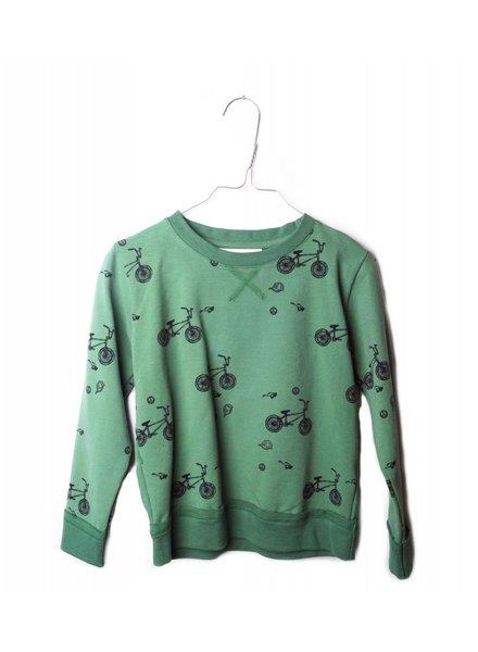 Sweater - Bike Green