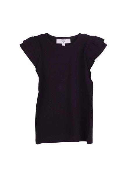 T-shirt - Wings Black