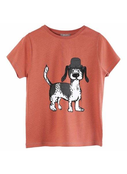 T-shirt - Fauve chien