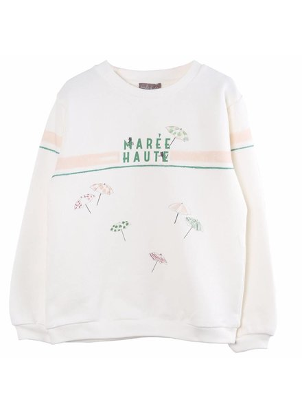 OUTLET // Sweater - Ecru maree haute