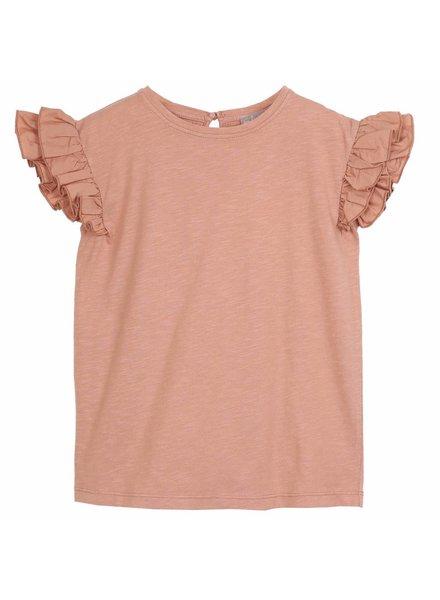 T-shirt - Terracotta