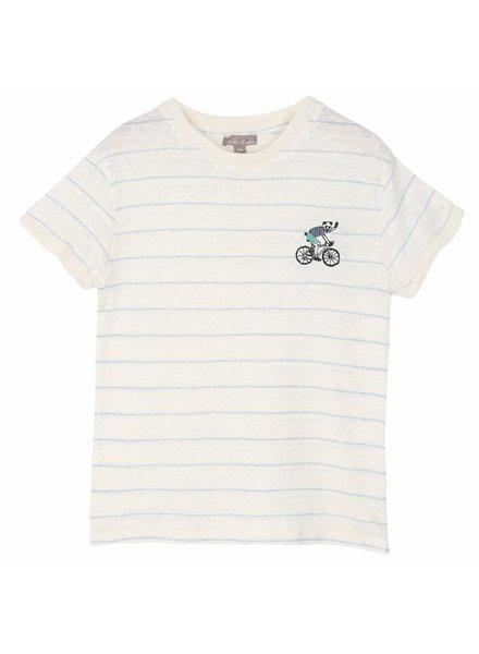 T-shirt - Rayure ciel